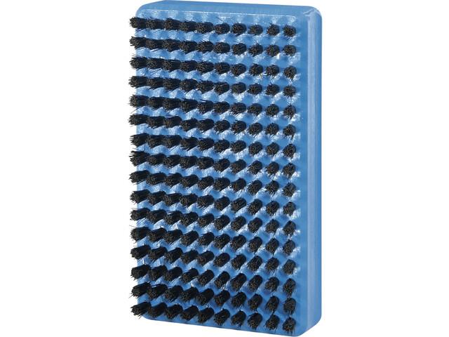 Holmenkol BaseBrushRosshaar - azul